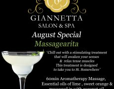 August Special!
